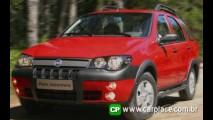 Nova versão do Fiat Palio Weekend e Adventure só em maio de 2008