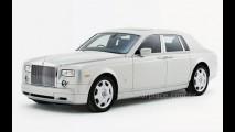 Rolls Royce já vendeu toda sua produção até metade 2009
