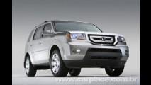 Salão de Detroit 2008: Novo Honda Pilot Concept moderniza SUV japonês
