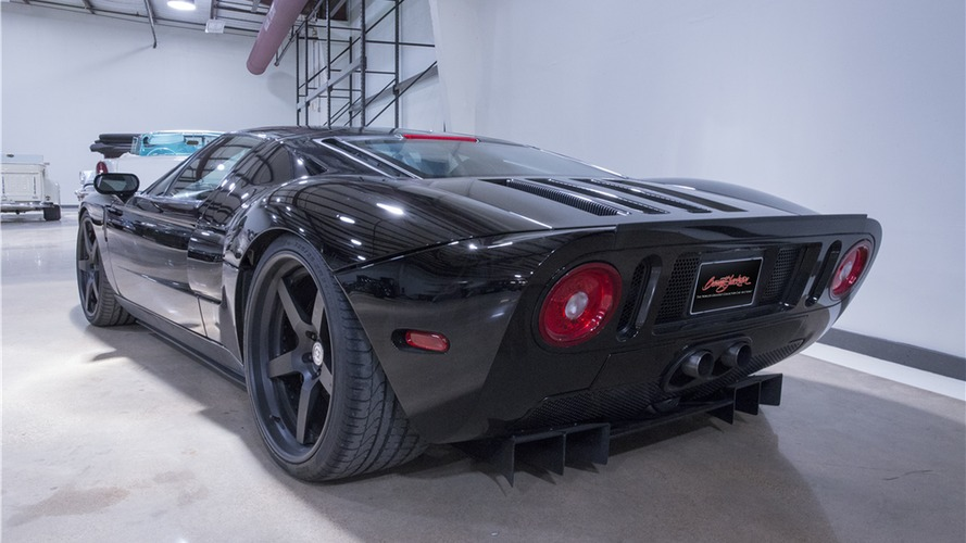 Military Vehicles For Sale Canada >> 2005 Gas Monkey garage Ford GT photo