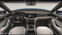 Volkswagen CrossBlue Concept