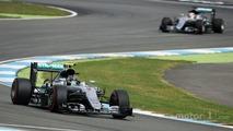ico Rosberg, Mercedes AMG F1 W07 Hybrid
