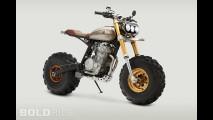 Classified Moto BW650 Motorcycle