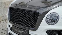 Bentley Bentayga by Mansory