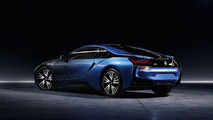 BMW I8 and I3 Crossfade