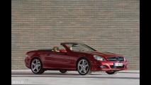Mercedes-Benz SL550 Roadster