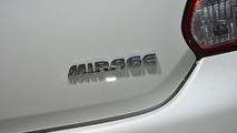 2013 Mitsubishi Mirage live in Paris 27.09.2012