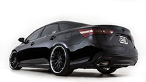 Toyota Avalon DUB for SEMA 25.10.2012