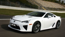 Lexus LFA successor unlikely anytime soon