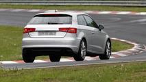 2013 Audi S3 prototype testing undisguised