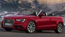 2013 Audi A3 cabriolet rendering 04.02.2012