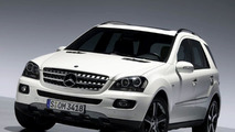 Mercedes M-Class Edition 10