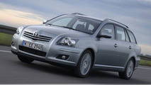 Upgraded Toyota Avensis