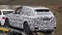 Rolls-Royce Cullinan 2018, fotos espía