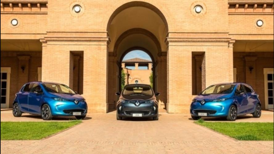 Renault Zoe, la città inizia a starle stretta