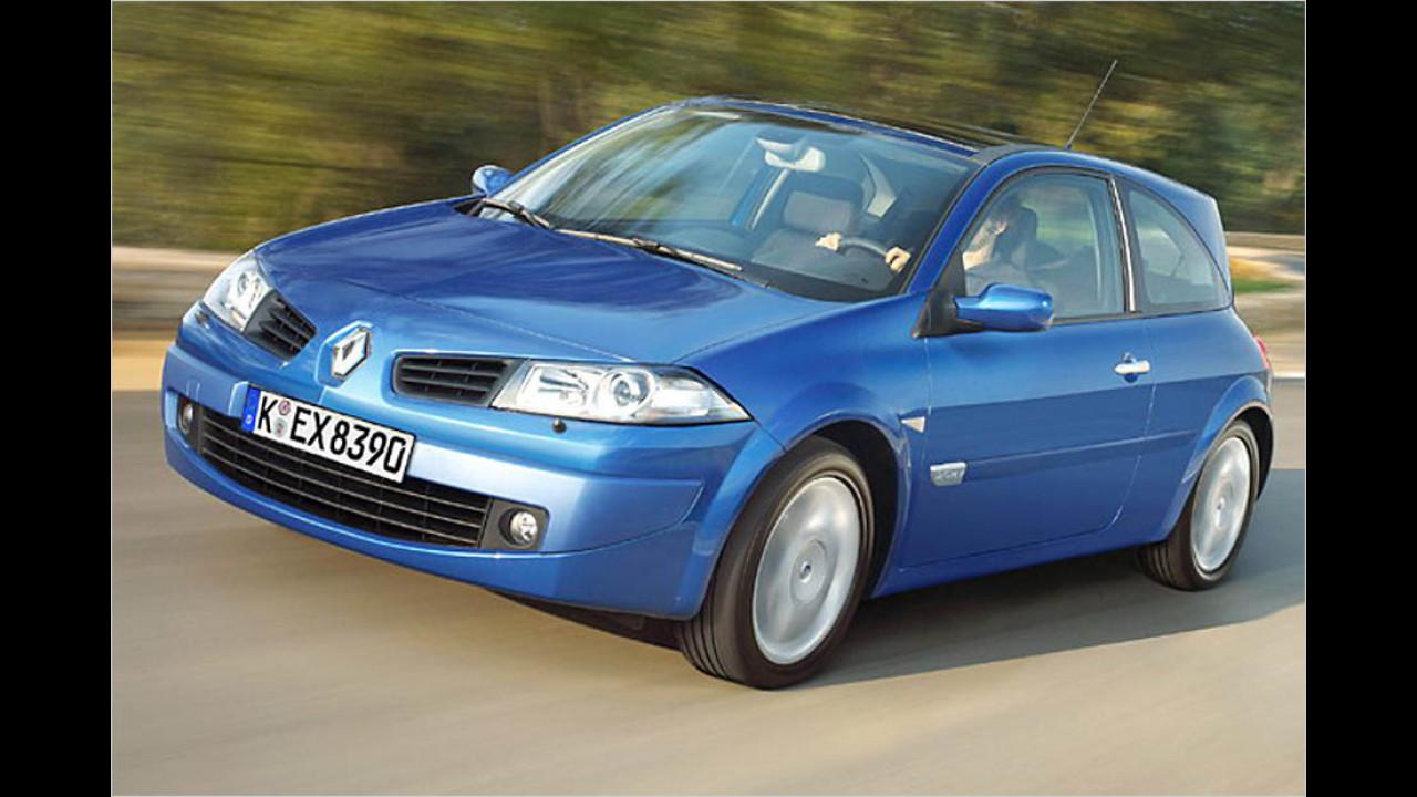 Die schlechtesten Autos bis 11 Jahre: Renault Mégane
