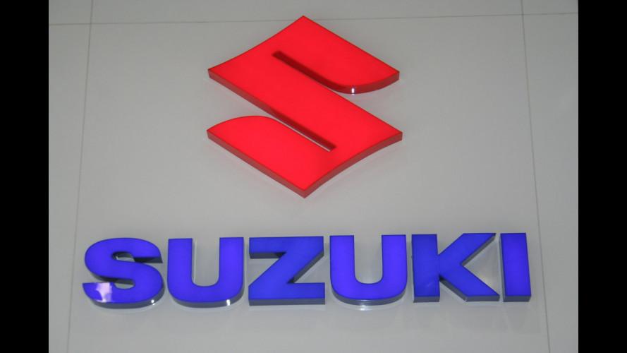 Suzuki al Salone di Parigi 2010