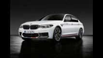 BMW M5 with M Performance Parts