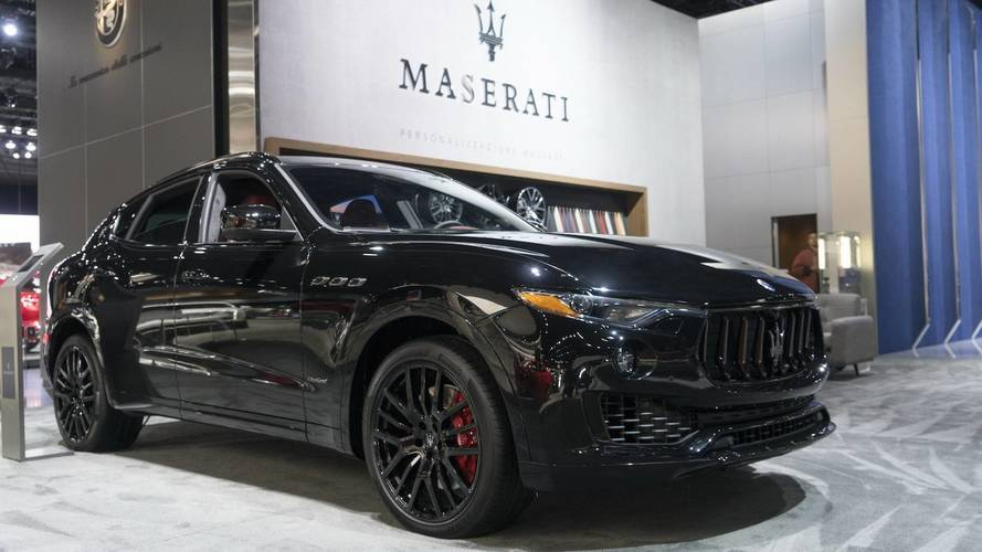 Maserati Debuts Nerissimo Package With Stealthy Look In L.A.
