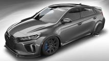 Hyundai HyperEconiq Ioniq, il tuning efficiente