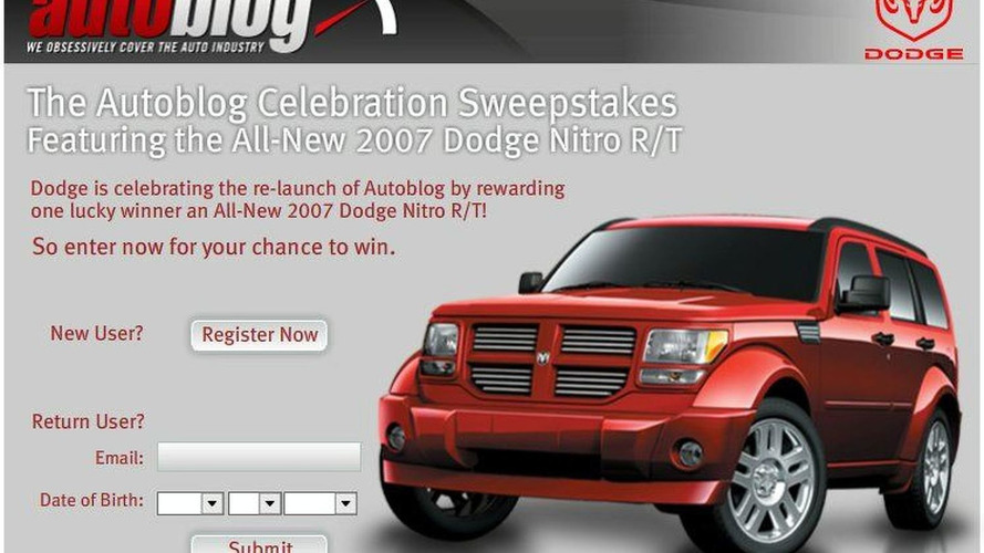 Autoblog.com Gets Pushy!