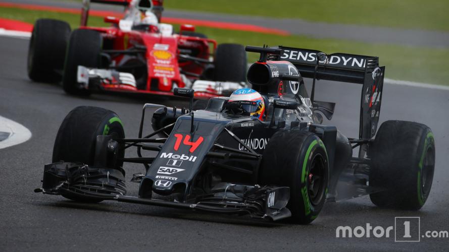 Alonso ne regrette toujours pas son arrivée chez McLaren