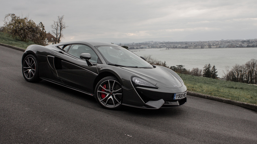 McLaren North America sold 579 cars last year, expects double growth in 2016