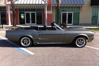 eBay Car of the Week: 1968 Ford Mustang GT350 Eleanor Convertible