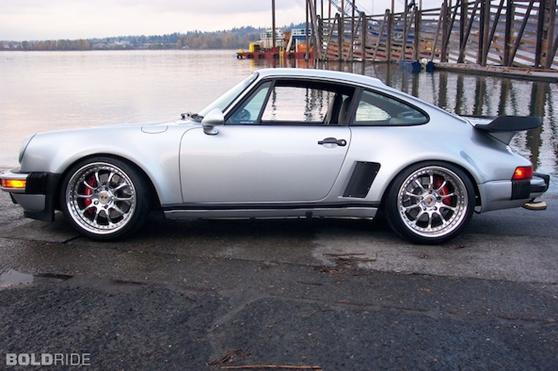 Your Ride: 1986 Porsche 911 Turbo