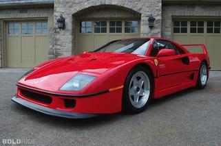 Ferrari F40: el último deseo de Enzo Ferrari