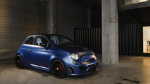 Abarth 500 by Pogea Racing revealed with 331 HP and 71 kg weight loss