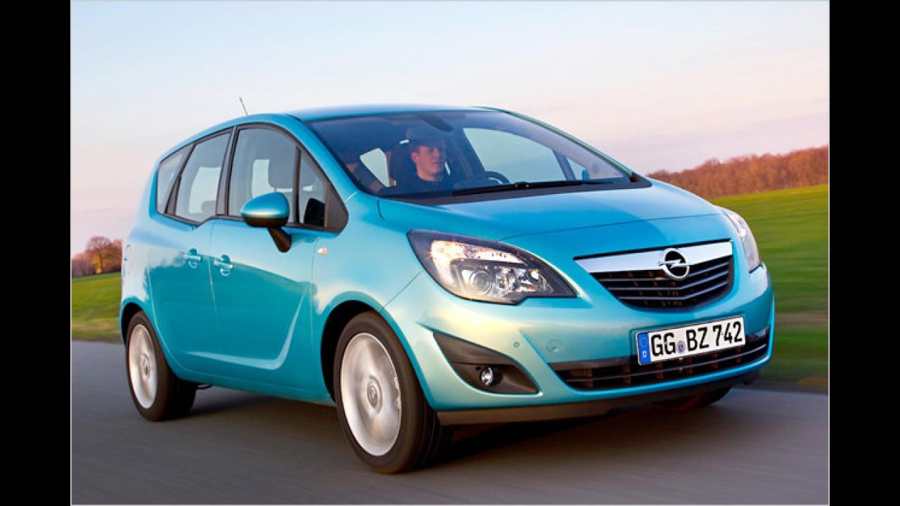 Opel Meriva 1.4 Selection