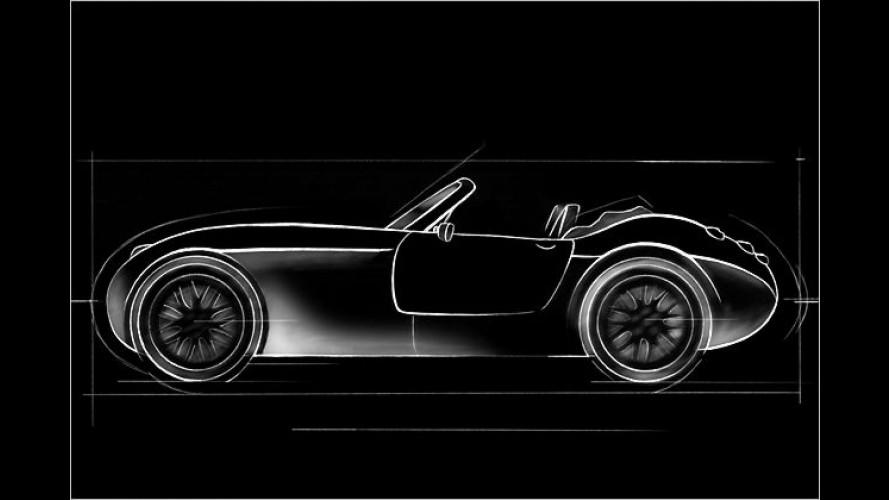 Wiesmann präsentiert Roadster MF4 als Weltpremiere