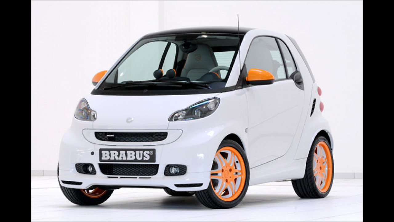 Brabus Smart Tailor Made