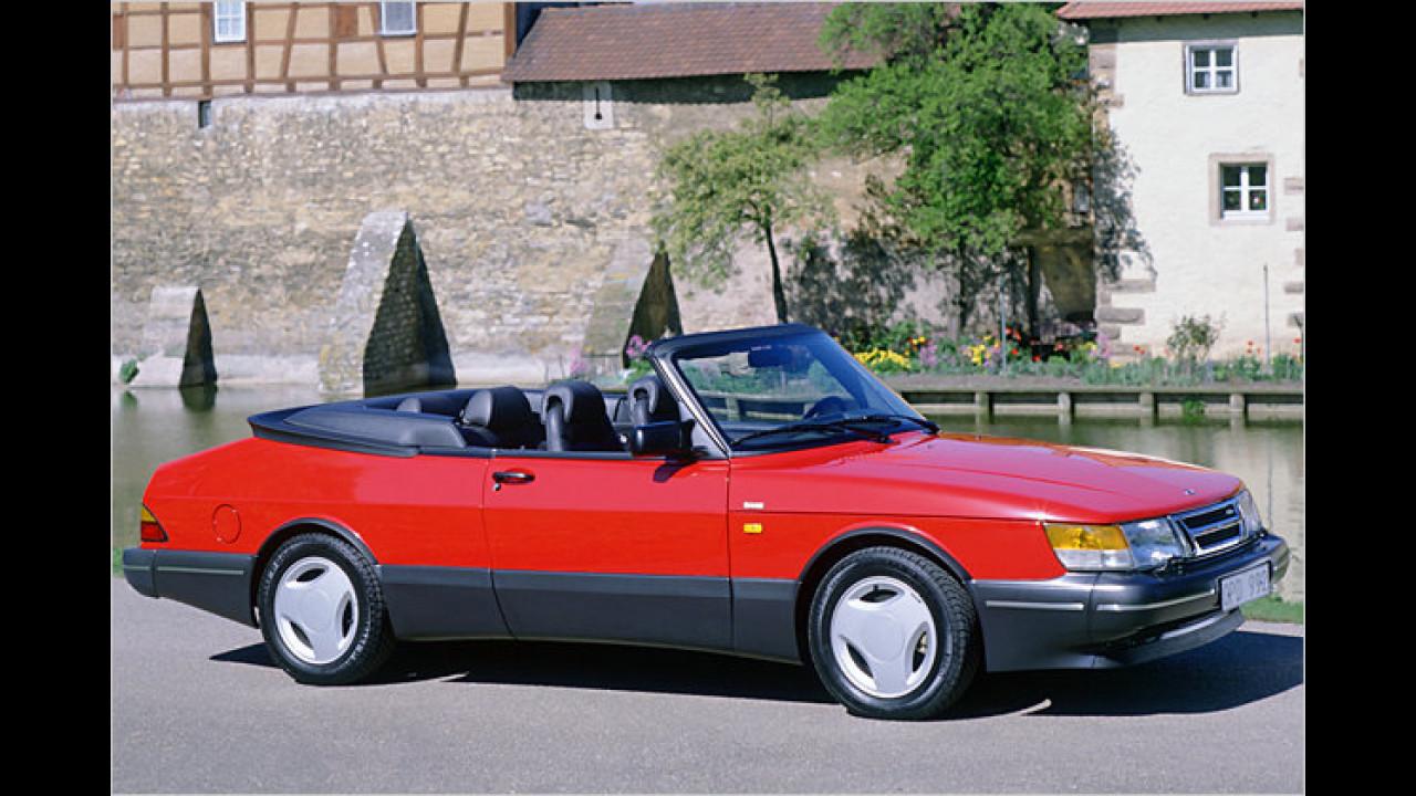 Saab 900 Cabrio (1986-1994)