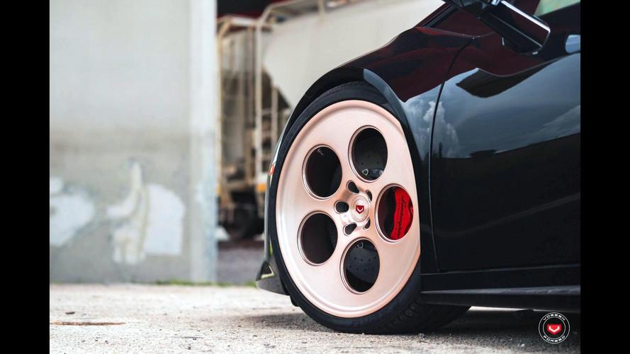 Lamborghini Huracan Vossen Wheels