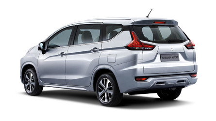 Mitsubishi Expander Name No Show As Next-Gen MPV Is Revealed