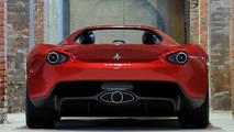 2013 Ferrari Sergio konsepti