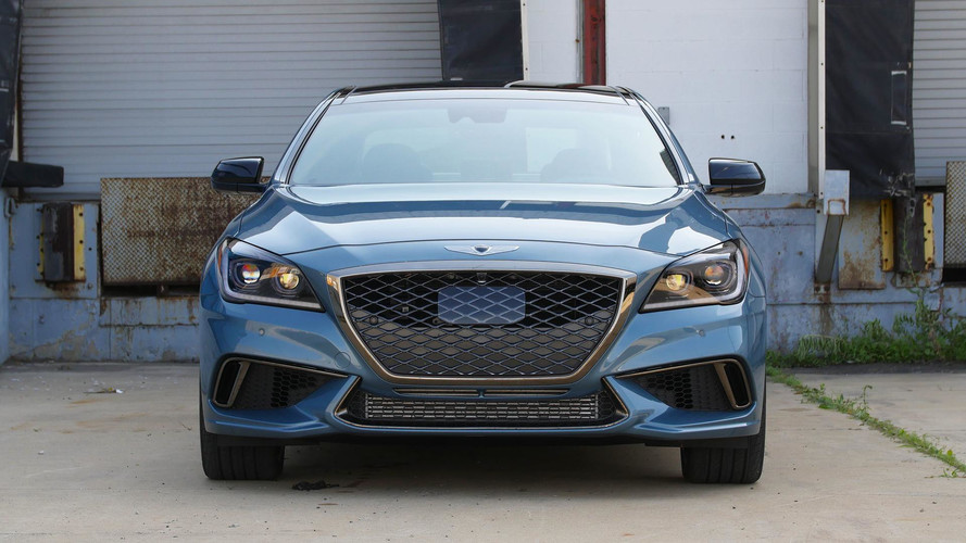 2018 genesis review. beautiful genesis 2018 genesis g80 sport review  with genesis review