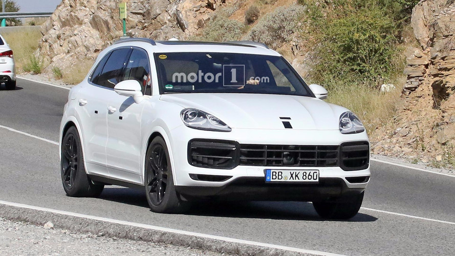 2019 Porsche Cayenne Spied In Light Camo On Public Roads [UPDATE]