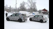 Frontantrieb im Schnee