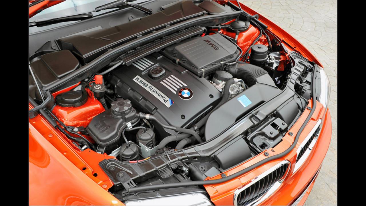Bester Motor bis 3 Liter: BMW-Biturbo-Sechszylinder