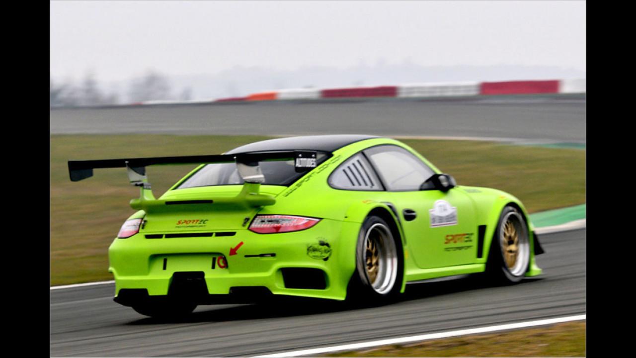 Sportec Porsche GT2 R