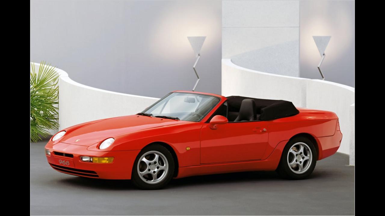 Porsche 968 (1991)