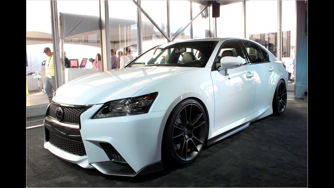 Lexus Project GS