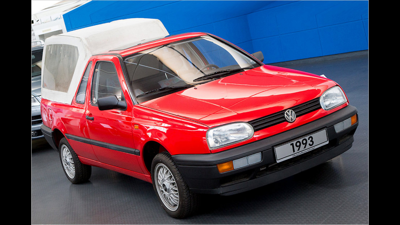 Golf 3 Pick Up (1993)