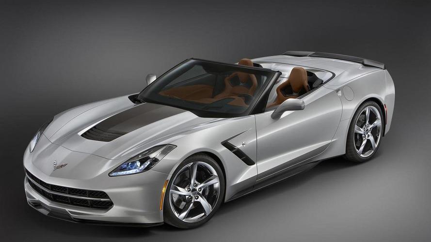 Chevrolet unveils three Corvettes for SEMA