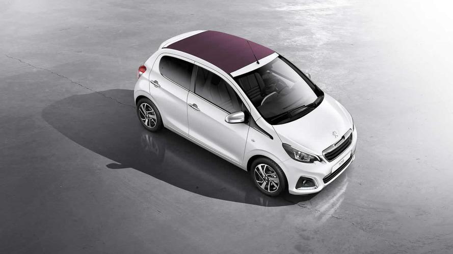 2014 Peugeot 108 pricing announced (UK)