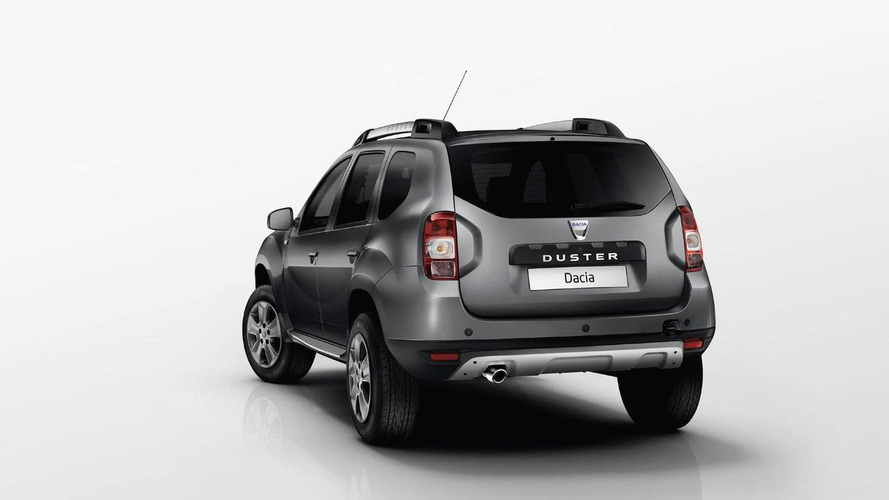 2014 Dacia Duster facelift detailed [videos]