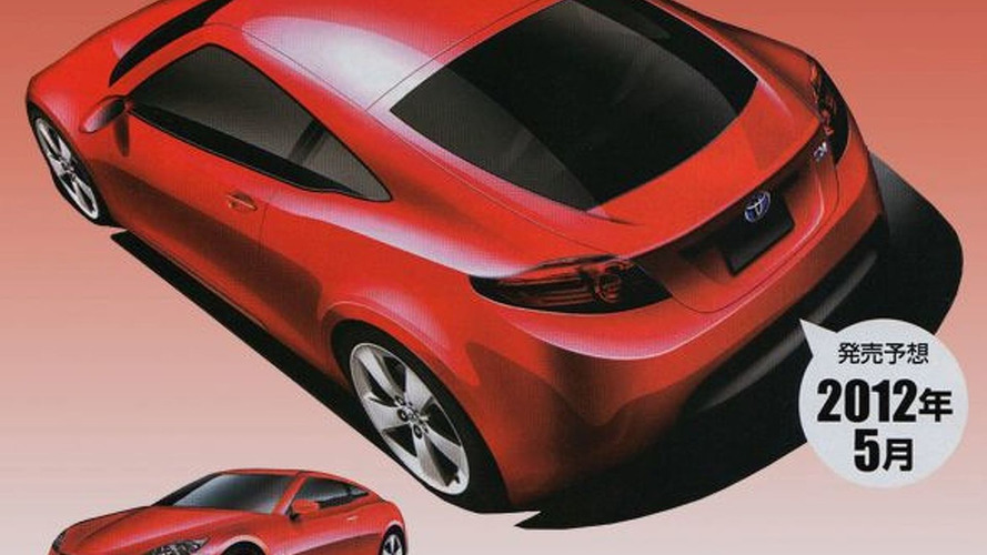 Toyota Prius Coupe Rumours Re-Surface